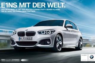 Screenshot aus BMW 1er TV-Spot