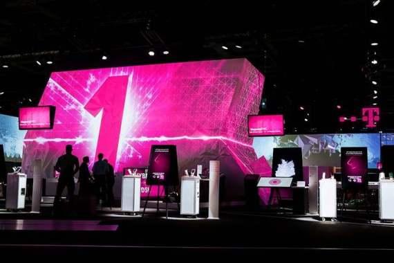 Screenshot aus Deutsche Telekom Werbung