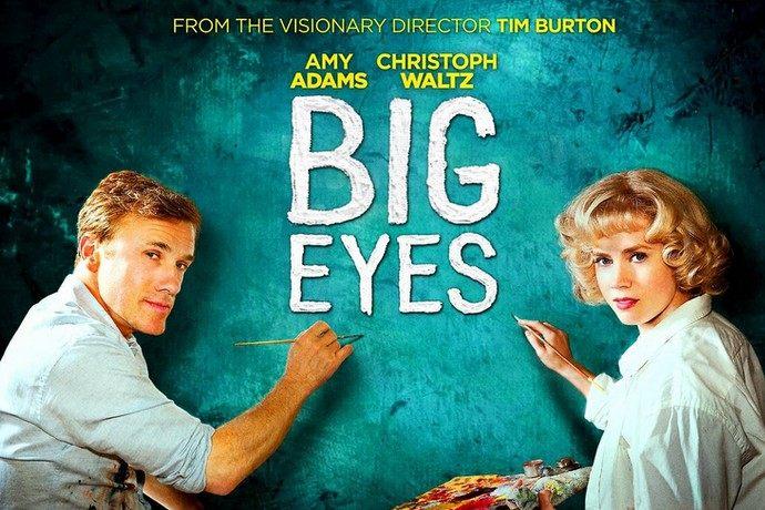 Big Eyes Filmposter