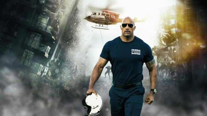 Filmposter: San Andreas