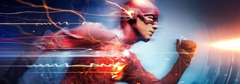"Bild aus der TV-Serie ""The Flash"""