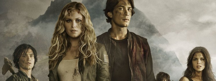 The 100 Serien-Poster