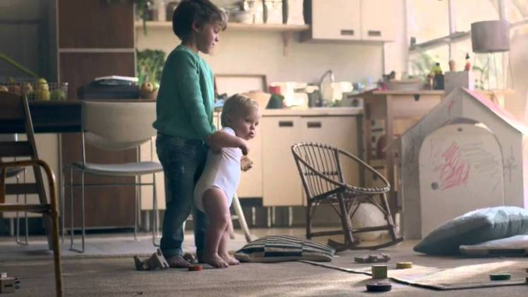 Screenshot aus ERGO TV-Spot
