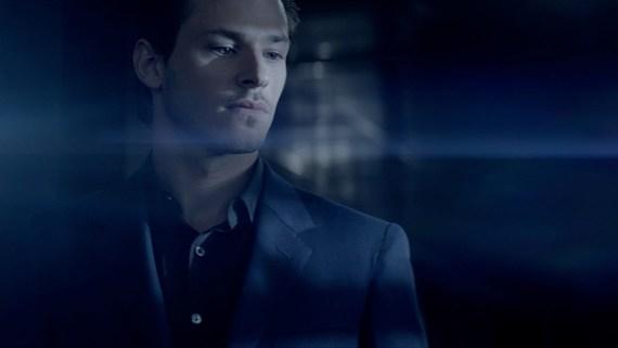 Screenshot ausBleu de Chanel Parfüm Werbung