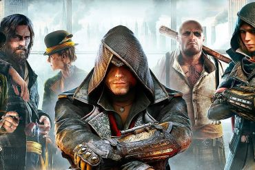 Screenshot aus dem Videospiel Assassins Creed Syndicate
