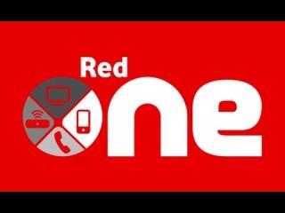 Screenshot aus Vodafone Red One Werbung