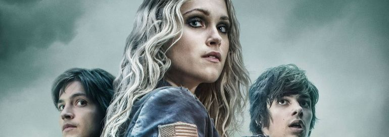 """TV-Serie """"The 100"""""""