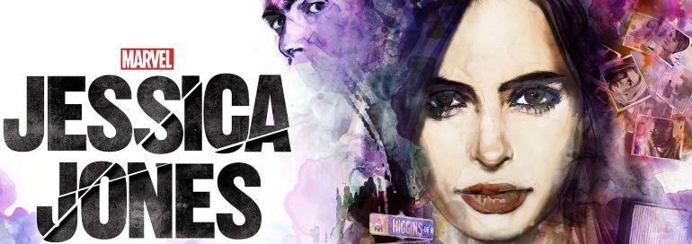 Jessica Jones Serien