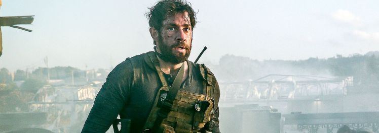 """Filmposter """"13 Hours the Secret Soldiers of Benghazi"""""""