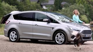 Screenshot aus Ford S-Max Werbung