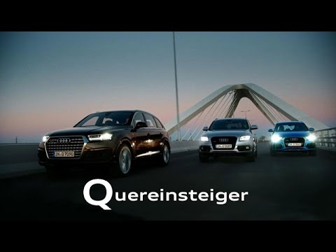 "Screenshot aus Audi ""Q"" Werbung"