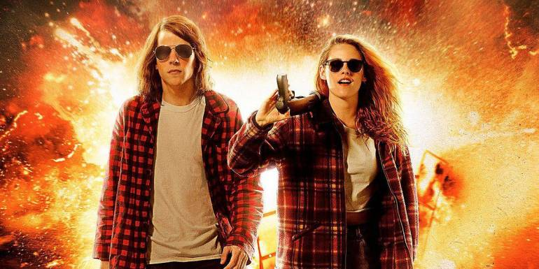 """Filmposter """"American Ultra"""""""