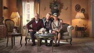 Screenshot aus Telekom Family Card Werbung
