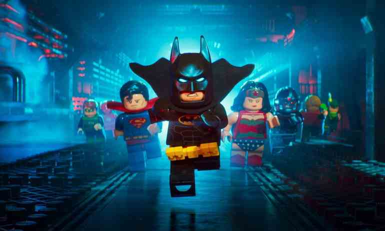 Filmposter Lego Batman Movie