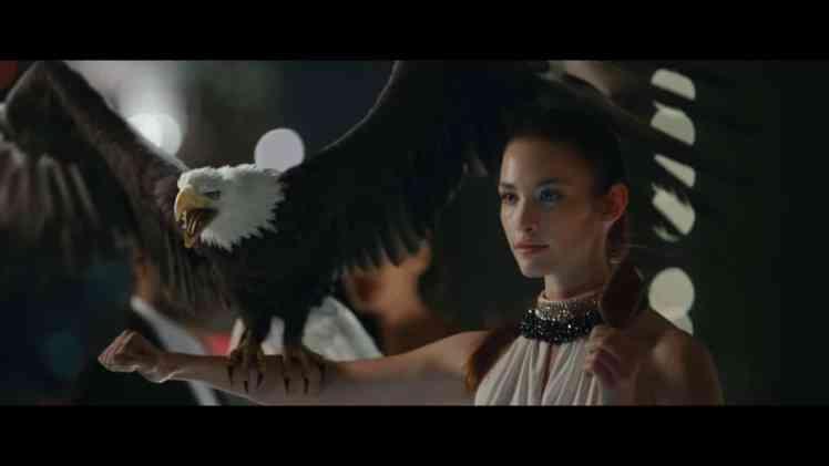 Screenshot aus Magnum Double Werbung
