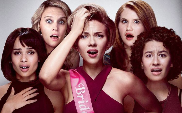 """Filmposter """"Girls night out"""""""