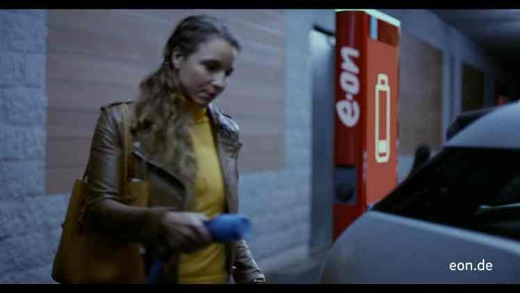 Screenshot aus E.ON Werbung