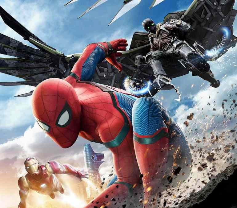 Poster Spider-Man Homecoming