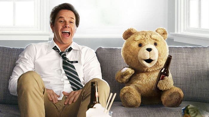 (c) Universal Pictures Germany / Mark Wahlberg in Ted