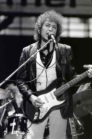 Chris Hakkens, Bob Dylan June 23 1978, CC BY-SA 2.0