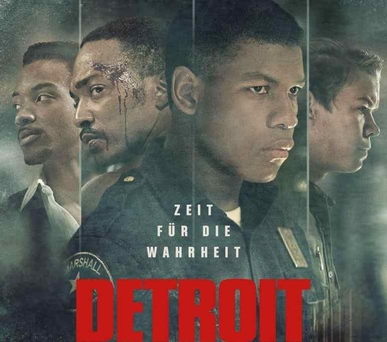 Filmposter Detroit