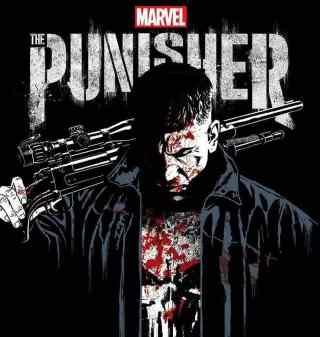 Punisher Poster Netflix
