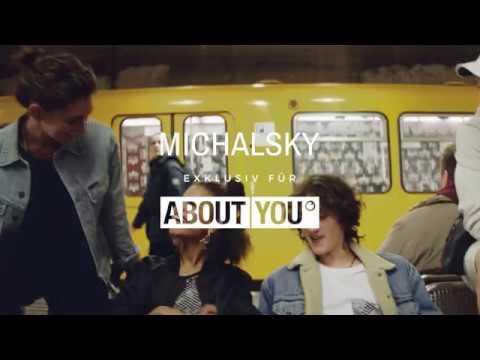 Screenshot aus ABOUT YOU Werbung