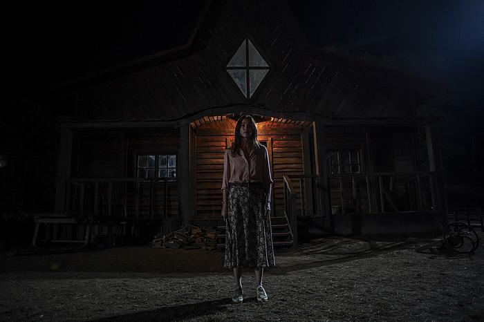 A Classic Horror Story Eliza