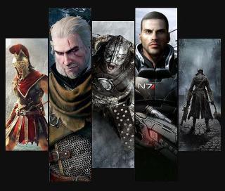 RPG-Videospiele