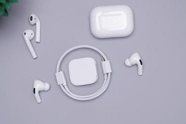 Air Pods und Air Pods Pro