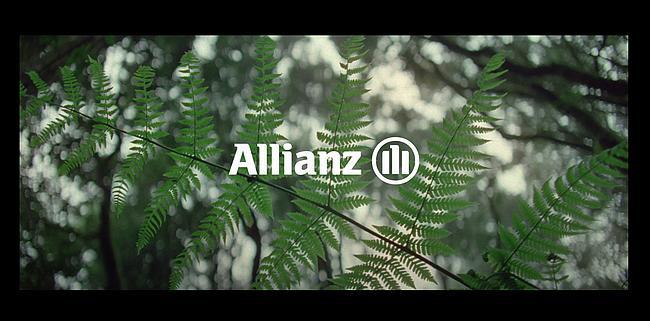 Allianz Werbung Screenshot