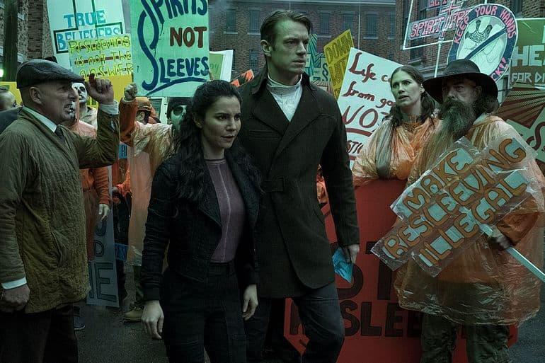 Bild aus der TV-Serie Altered Carbon