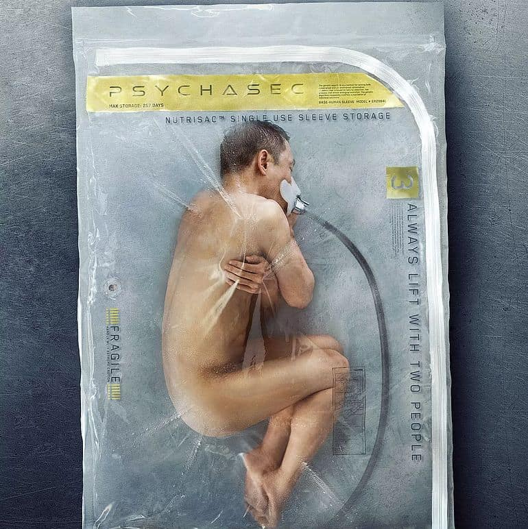 TV-Serien Poster: Altered Carbon