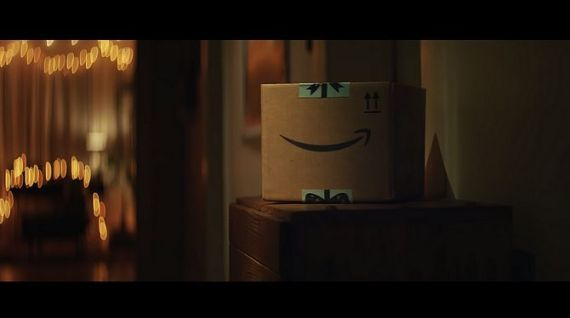 Screenshot aus Amazon Werbung