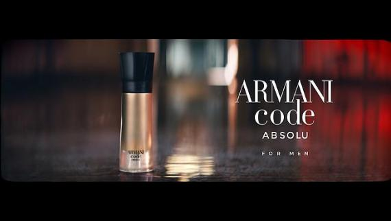 Bild des Parfüms ARMANI CODE ABSOLU