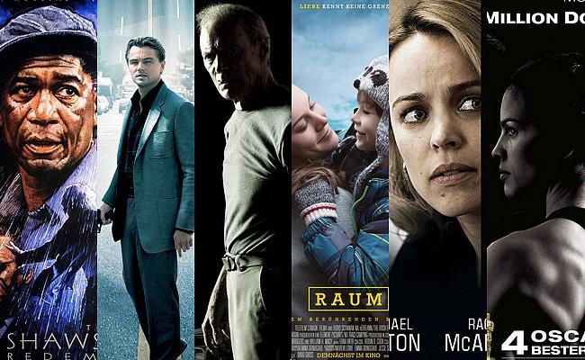 Die besten Dramafilme