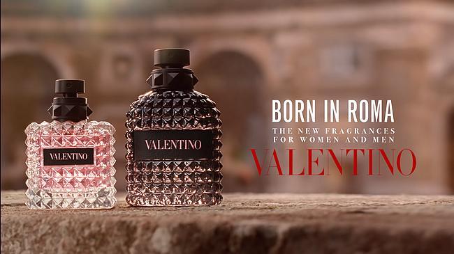 Screenshot aus Born In Roma Werbung