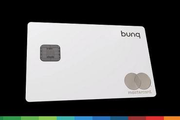 Screenshot aus der bunq Werbung