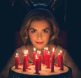 Chilling Adventures of Sabrina Netflix-Poster