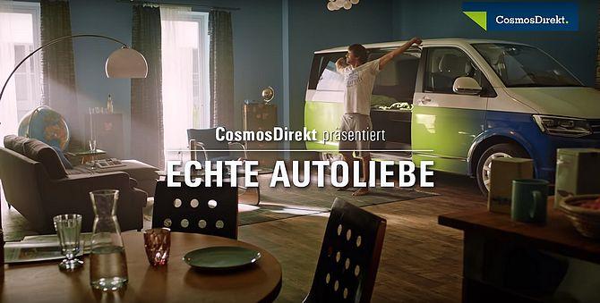 Cosmos Direkt Werbung