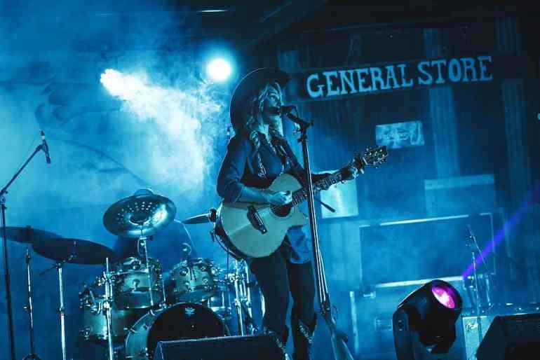 Country-Sängerin