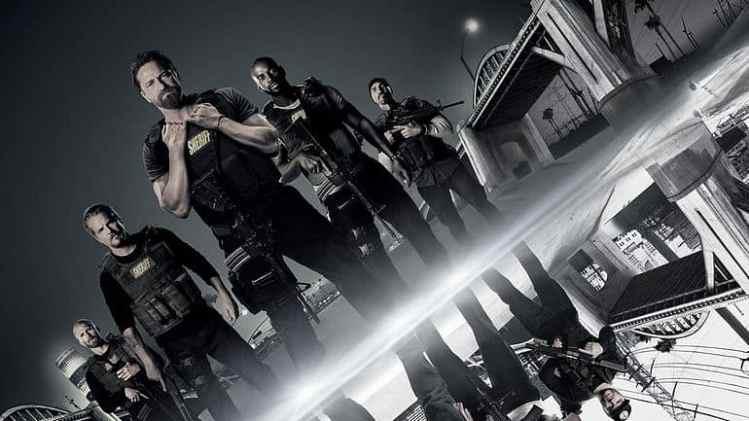 """Filmposter """"Criminal Squad"""""""