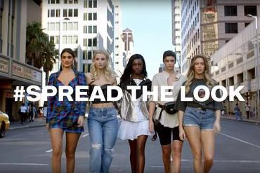 "Deichmann Werbung ""Spread The Look"""
