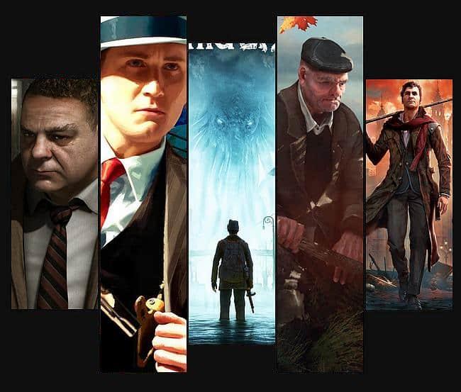 Detektiv-Videospiele