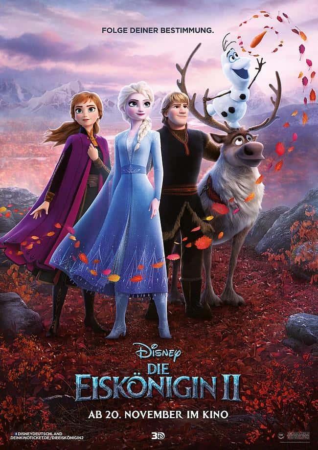 Die Eiskönigin 2 Poster
