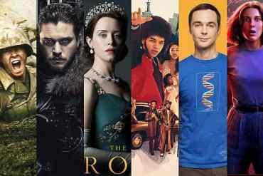Die teuersten Serien