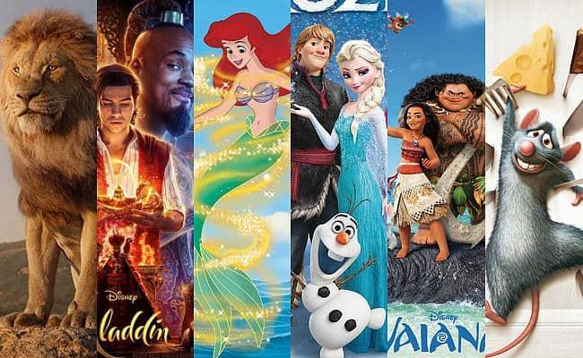 Disney filme neu verfilmt