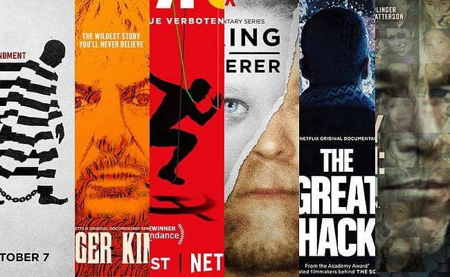 Dokumentationen auf Netflix