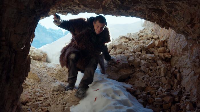 Du gegen die Wildnis: Abgestürzt Höhle