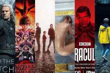 Fantasy-Serien auf Netflix